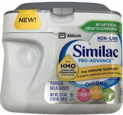 Sữa Similac Pro Advance Non GMO – HMO 658g