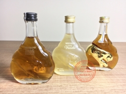 SET OF MEUKOW COGNAC