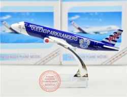 A320 Air Asia Queen Park Rangers 16cm