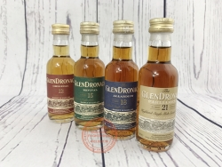 SET OF 4 GLENDRONACH