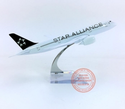 B787 Star Alliance 20cm