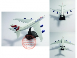 A380 British Airways 20cm