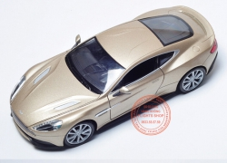 ASTON MARTIN VANQUISH GOLD 1:24 (WELLY)