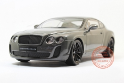BENTLEY CONTINENTAL SUPERSPORTS GREY 1:18 (WELLY)