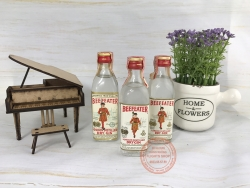 SET OF BEEFEATER LONDON DRY GIN