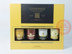 SET OF GLENMORANGIE 100ML WITH BOX