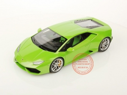 LAMBORGHINI HURACAN LP610 GREEN 1:18 (WELLY)