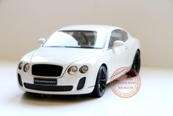 BENTLEY CONTINENTAL SUPERSPORTS WHITE 1:18 (WELLY)