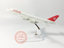 B747 Swiss Air 16cm