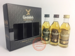 SET OF GLENFIDDICH CASK COLLECTION