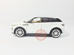 RANGE ROVER EVOQUE WHITE 1:32 (HOTWORKS)