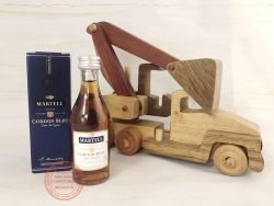 Martell Cordon Bleu 2017 with box