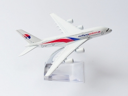A380 Malaysia Airlines 16cm
