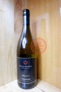 Vang trắng Villa Maria Chardonnay 2015 Marlborough 750ml