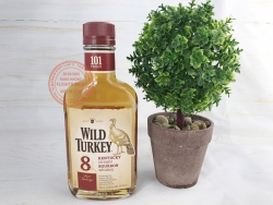 Wild Turkey Straight Bourbon Whisky 8 years (20cl)